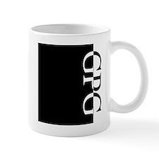 GPG Typography Mug