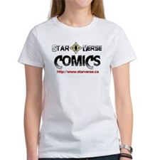 Cute Star verse comics Tee