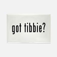 GOT TIBBIE Rectangle Magnet