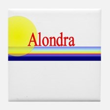 Alondra Tile Coaster