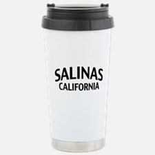 Salinas California Stainless Steel Travel Mug