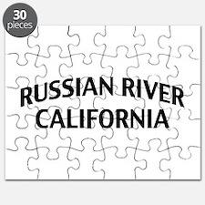 Russian River California Puzzle