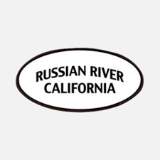 Russian River California Patches