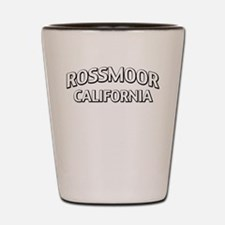 Rossmoor California Shot Glass