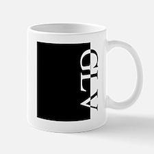 GLV Typography Mug