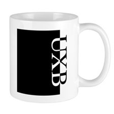 UXB Typography Mug
