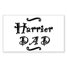 Harrier DAD Decal