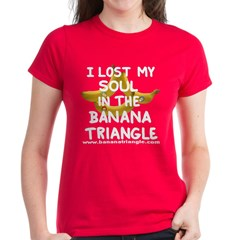 Tee featuring Banana Triangle