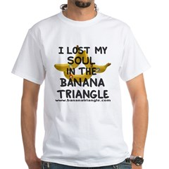 Shirt featuring Banana Triangle cast