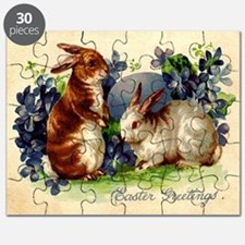 """Easter Bunnies"" Puzzle"