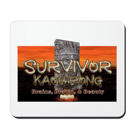 Survivor Kaoh Rong Mousepad