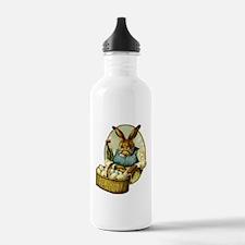 """Easter Bunny"" Water Bottle"