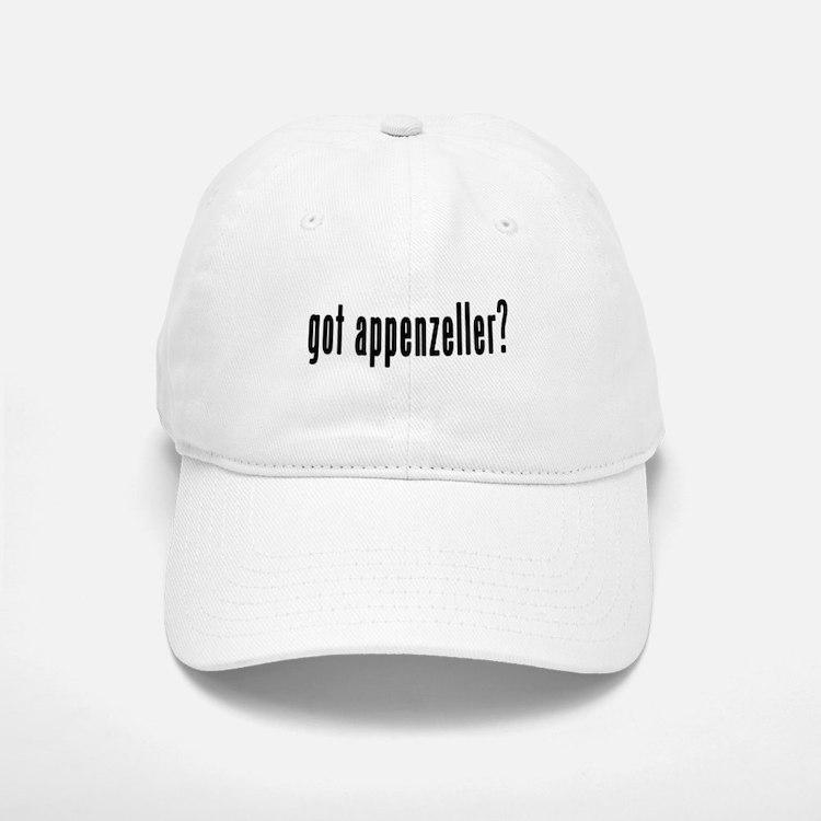 GOT APPENZELLER Baseball Baseball Cap