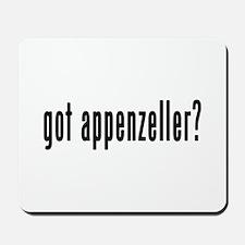 GOT APPENZELLER Mousepad