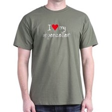 I LOVE MY Appenzeller T-Shirt
