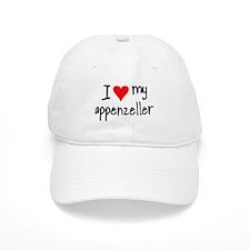 I LOVE MY Appenzeller Baseball Cap