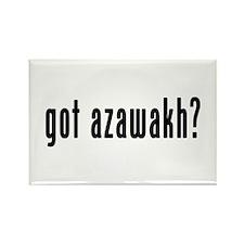 GOT AZAWAKH Rectangle Magnet (10 pack)