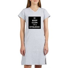 Keep calm and Women's Nightshirt
