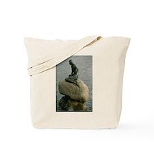 Mermaid, Copenhagen Tote Bag