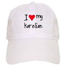 I LOVE MY Karelian Baseball Cap