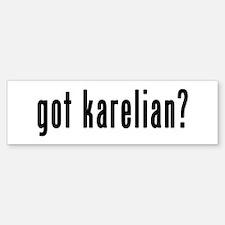 GOT KARELIAN Sticker (Bumper)