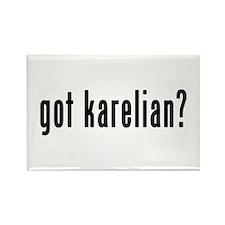 GOT KARELIAN Rectangle Magnet