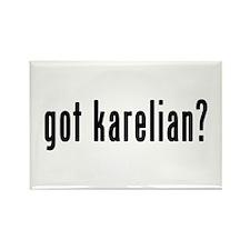 GOT KARELIAN Rectangle Magnet (10 pack)