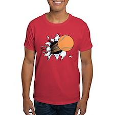 Tennis Ball Burst T-Shirt