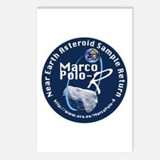 Marco Polo-R Logo Postcards (Package of 8)