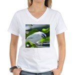 Bali Mynah Women's V-Neck T-Shirt