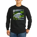 Bali Mynah Long Sleeve Dark T-Shirt