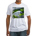 Bali Mynah Fitted T-Shirt