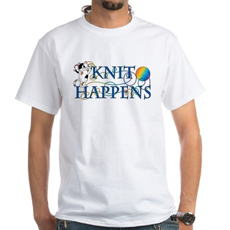 knit_happens_2 T-Shirt