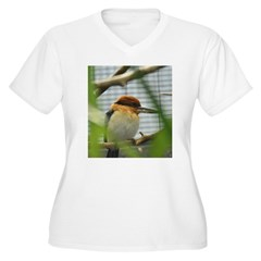 female Guam Micronesian Kingf T-Shirt