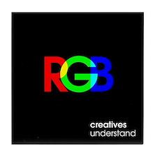 Rgb Tile Coaster