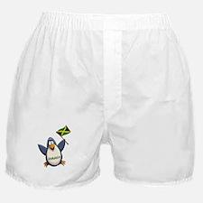 Jamaica Penguin Boxer Shorts