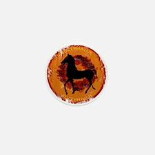 Bucephalus Mini Button