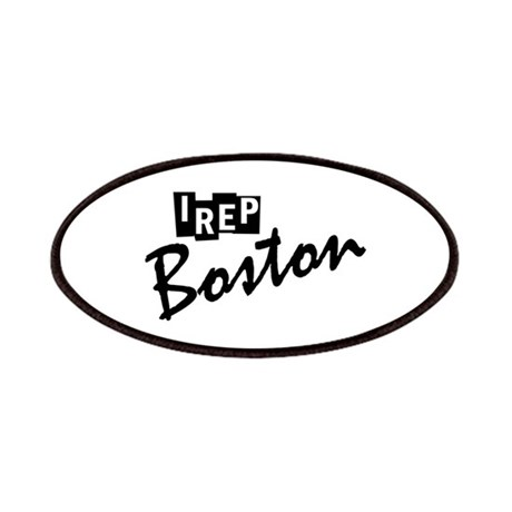 I rep Boston Patches