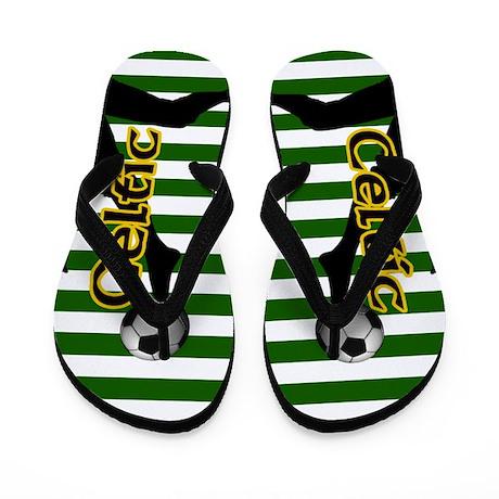 Celtic Football I Flip Flops