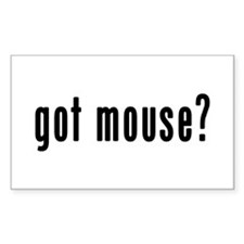 GOT MOUSE Decal