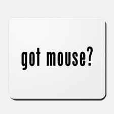 GOT MOUSE Mousepad