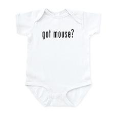 GOT MOUSE Infant Bodysuit