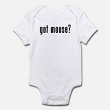 GOT MOUSE Infant Bodysuit