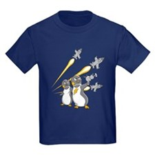 Flash Penguin Kids T-Shirt