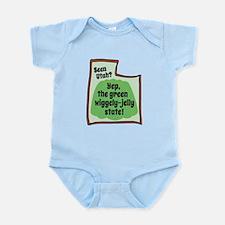 Unique Jello Infant Bodysuit
