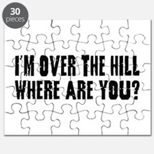Over the Hill Puzzle