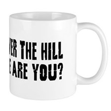 Over the Hill Mug
