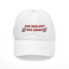 Funny Obama 2012 kids Baseball Cap
