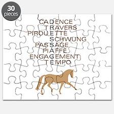 dressage speak Puzzle
