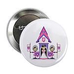 "Princess & Heart Knights 2.25"" Button (10"